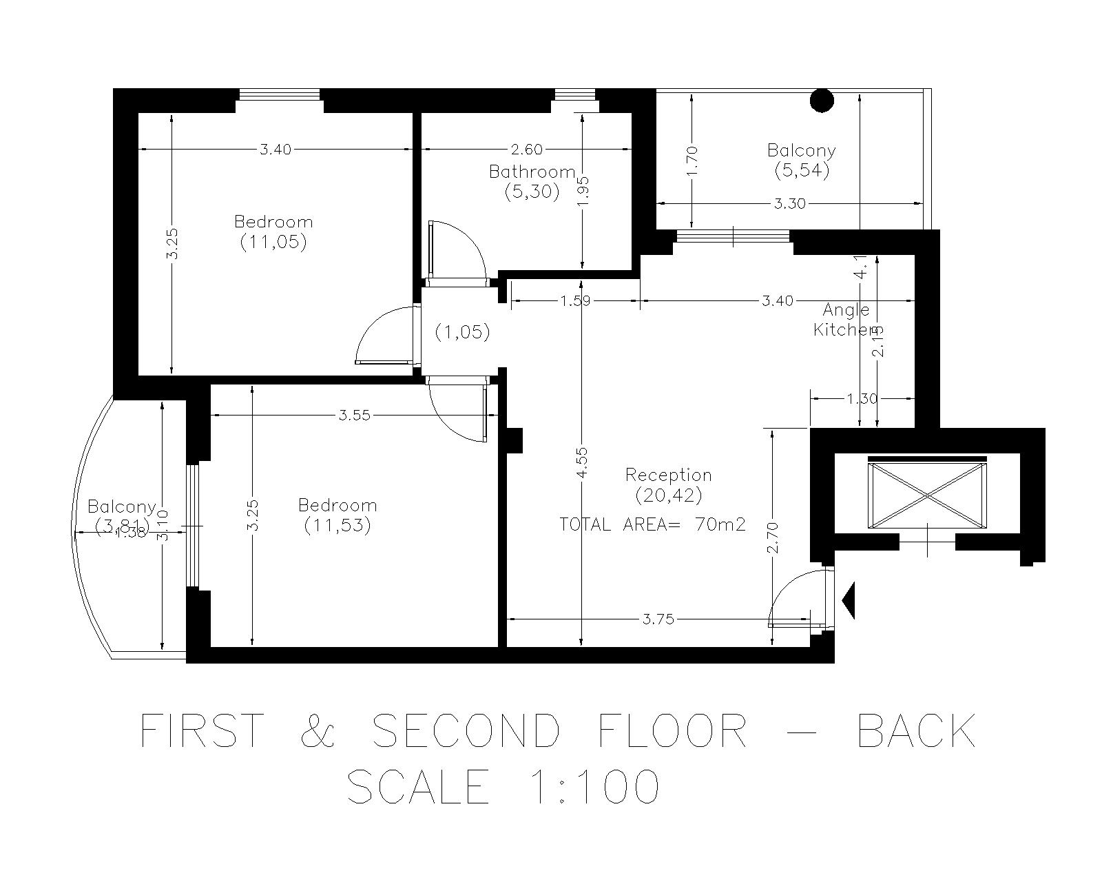 Floor Plan Iris 10