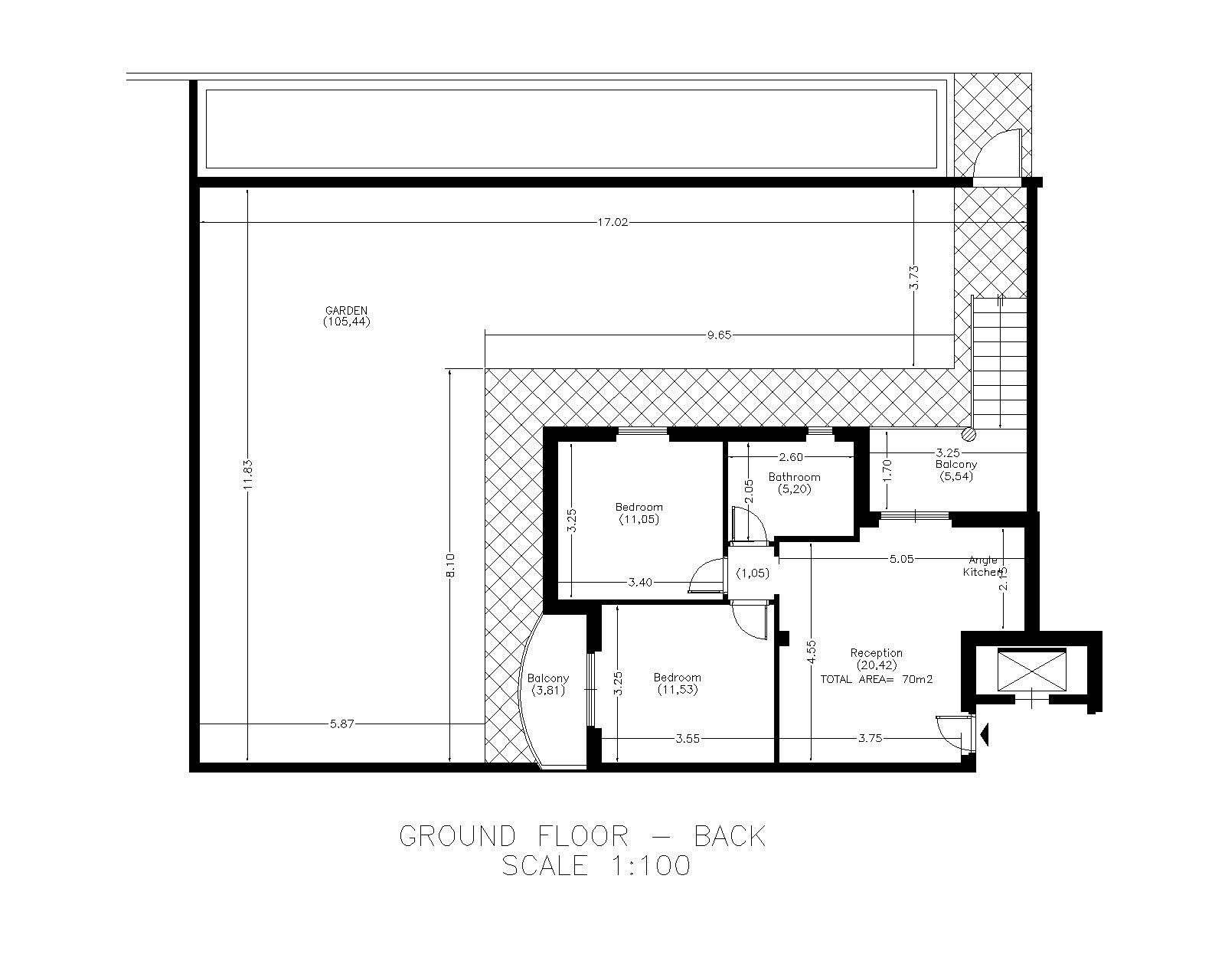Floor Plan Iris 2