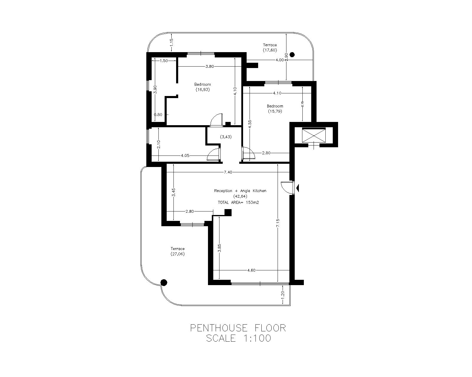 Floor Plan Aster 13
