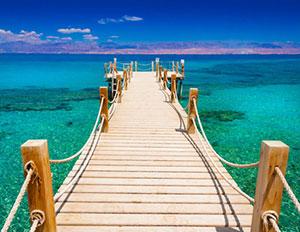 Hurghada sul Mar Rosso